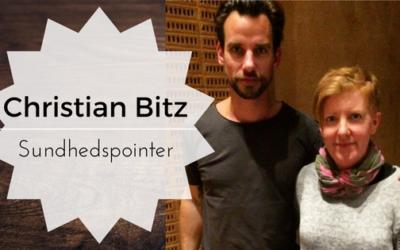 2-0 til Christian Bitz – Og et par ord om sundhed