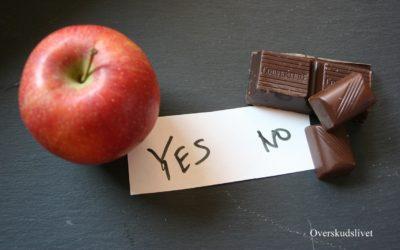 Sundt er bedre end usundt – men det hjælper ikke (nødvendigvis) vægttabet