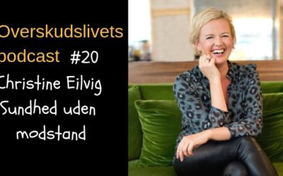 🎧 Sundhed uden modstand med Christine Eilvig