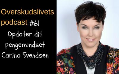 🎧 Opdater dit pengemindset med Carina Svendsen