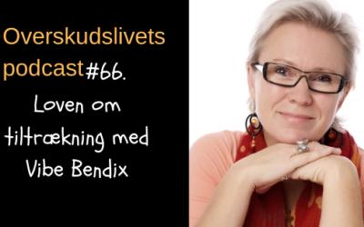 🎧 Loven om tiltrækning med Vibe Bendix