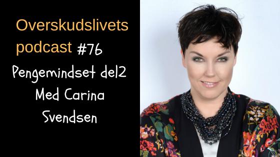 🎧 Pengemindset del2 med Carina Svendsen