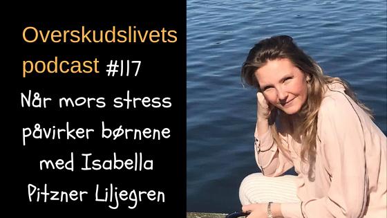 mor og stress podcast