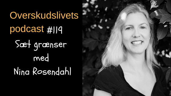 Nina Rosendahl sæt grænser